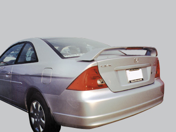 Home U003e Honda U003e Civic U003e 2001 U003e Honda Civic 2 Door Coupe Factory Style  Spoiler 2001 2005