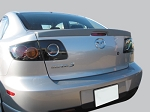 Mazda 3 Sedan 4-Door Factory Style Spoiler 2003-2009