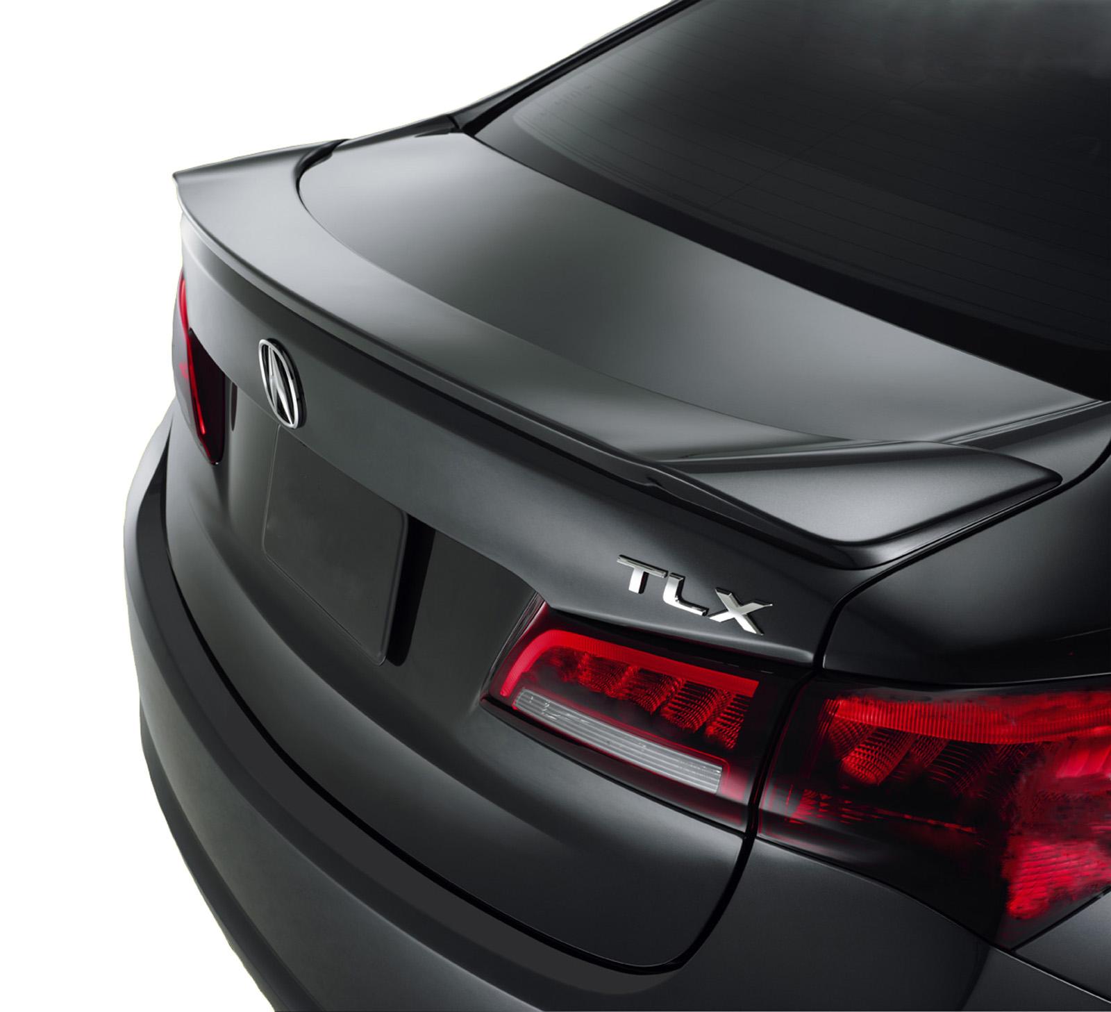 Acura TLX Flushmount Factory Style Spoiler 2015-2018