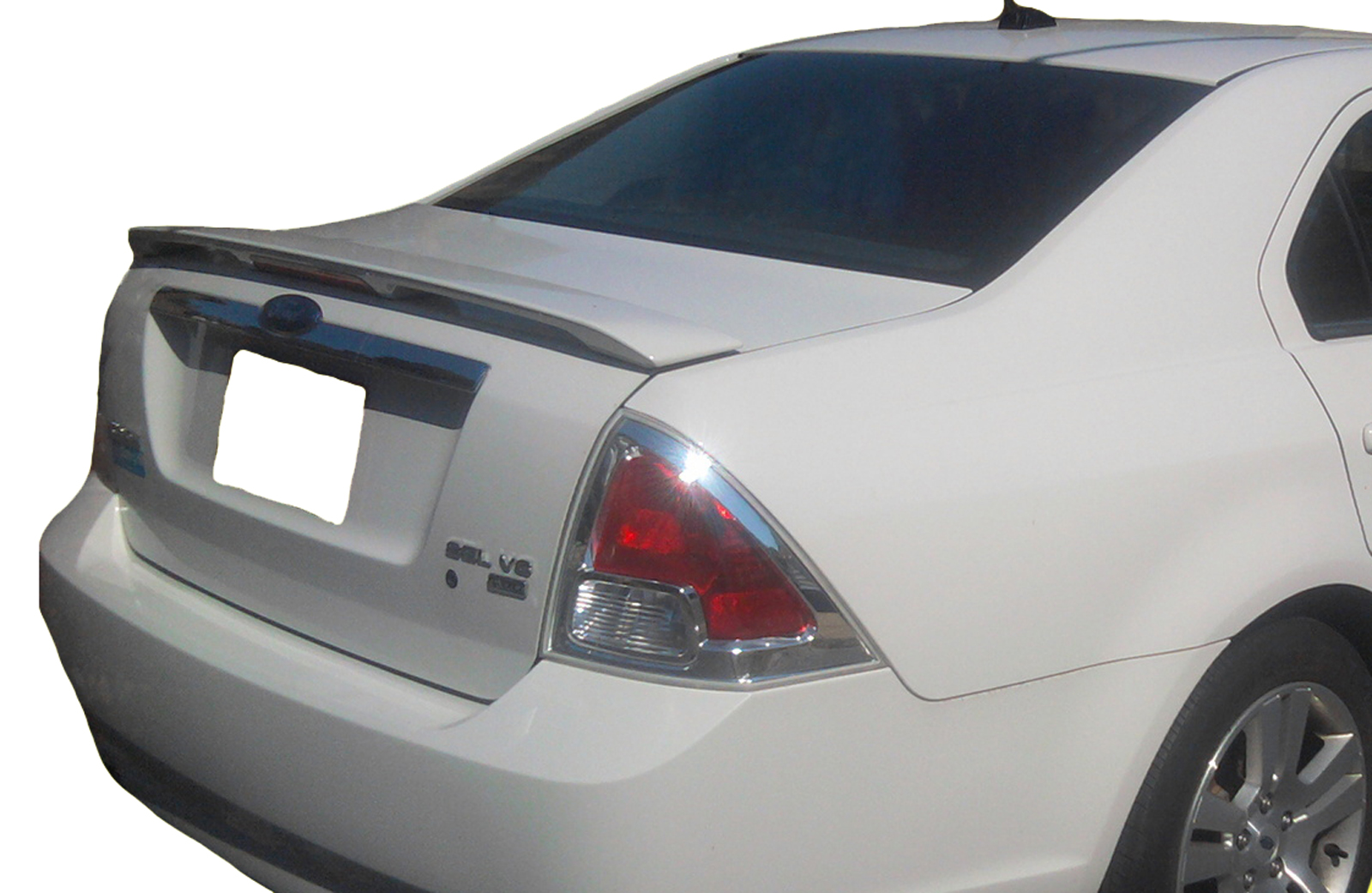 Factory Style GT Spoiler for the Ford Mustang Painted in the Factory Paint Code of Your Choice 548 CY