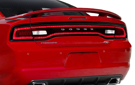 Home Dodge Charger 2017 Factory Style Spoiler 2018