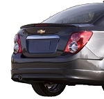Chevrolet Sonic 4-Door Sedan Flush Mount Factory Style Spoiler 2012-2019