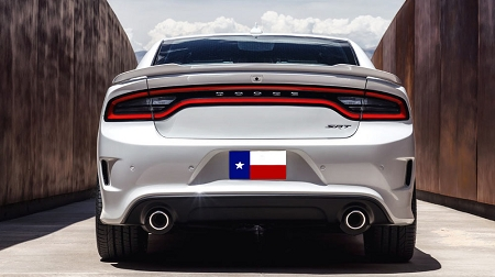 Dodge Charger HELLCAT Flush Mount Factory Style Spoiler 2015-2018 ...