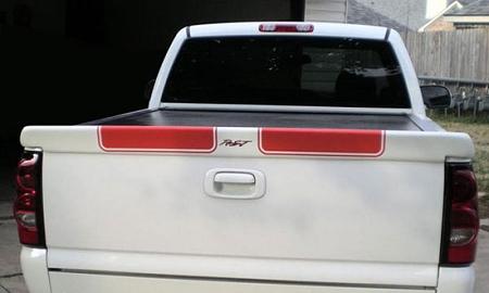 Chevrolet C1500 Tailgate Spoiler Not Stepside 2003 2006