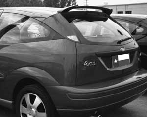 Ford Focus Zx3 5 Factory Style Roof Mount Spoiler 2000 2007