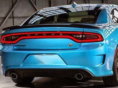 Dodge Charger Paint Code Location