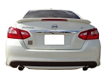 Nissan Altima 4-Door Sedan Factory Style Spoiler 2016-2018