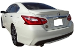 Nissan Altima 4-Door Sedan Factory Style Lip Spoiler 2016-2018