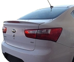 Kia Rio 4-Door Sedan Factory Style Spoiler 2012-2017
