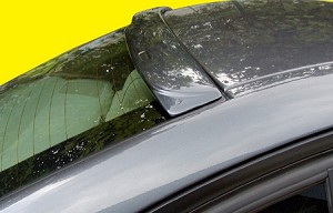BMW 3 Series 4-Door Sedan Factory Roof Spoiler 2006-2013