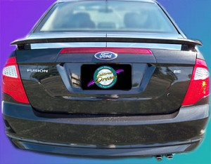 Ford Fusion Custom Style Spoiler 2010-2012