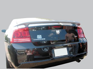 Dodge Charger Custom Style Spoiler 2006-2010