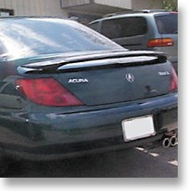 Lincoln Continental Custom Style Spoiler 1998-2002