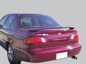 Toyota Corolla Factory Style Spoiler 1998-2002
