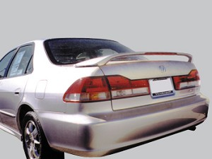 Honda Accord 4-Door Sedan Factory Style Spoiler 2001-2002 (will also fit the 1998-2000 Model)
