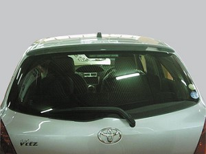 Toyota Yaris Hatchback Factory Style Spoiler 2006-2011