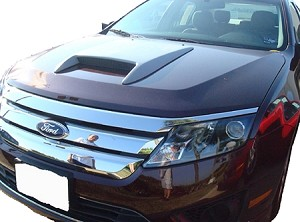 Ford Fusion Custom Style Hood Scoop 2010-2012