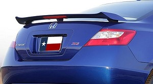 Honda Civic SI 2-Door Coupe Factory Style Spoiler 2006-2011