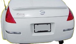 Nissan 350Z Convertible Factory Style Spoiler 2003-2008
