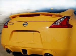 "Nissan 370Z ""HARDTOP ONLY"" Factory Style Spoiler 2009-2018"