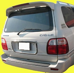 Lexus LX470 Factory Style Spoiler with Light 1999-2008