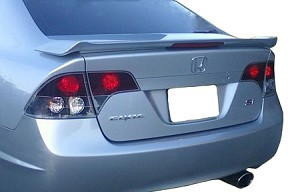 Honda Civic SI 4-Door Sedan Factory Style Spoiler 2006-2011