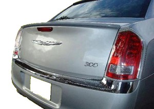 Chrysler 300 Lip Mount Factory Style Spoiler 2011-2018