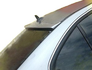 Mercedes C-Class 4-Door Sedan Roof Spoiler 2008-2014