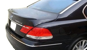 BMW 7 Series  Factory Style Flush Mount Spoiler 2006-2009
