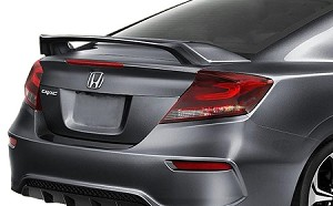 Honda Civic SI 2-Door Coupe Factory Style Spoiler 2012-2015