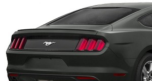 Ford Mustang Flush Mount Factory Style Spoiler 2015-2018 - will not fit the convertible