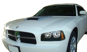 Dodge Charger Factory Style Hood Scoop 2006-2010