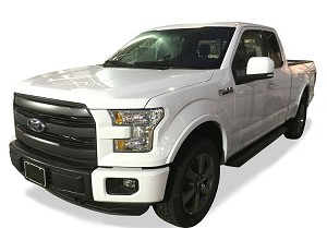 FORD F150 OE FENDER FLARES 2015-2017