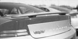 Dodge Intrepid Factory Style Spoiler 1998-2004