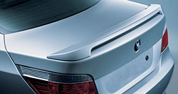 BMW 5-Series 2-Post Factory Style Spoiler 2004-2010