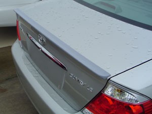 Toyota Camry Lip Factory Style Spoiler 2002-2006