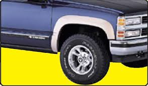 CHEVROLET CK 2500/3500 FACTORY STYLE FENDER FLARES 1999-2000