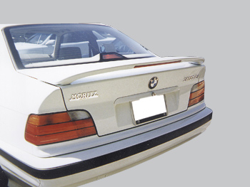 BMW 5 Series E39 Custom Style Spoiler 1997-2003