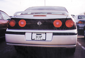 Chevrolet Impala Factory Style Spoiler 2000-2005