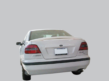 Volvo S40 Factory Style Spoiler 2000-2004