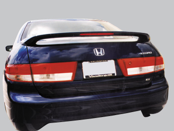 Honda Accord 4-Door Sedan Factory Style Spoiler 2003-2005