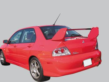 Mitsubishi Lancer Evolution Factory Style Spoiler 2002-2007
