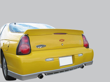 Chevrolet Monte Carlo Pace Car Factory Style Spoiler 2000-2005 (will fit the 2006-2009 also)