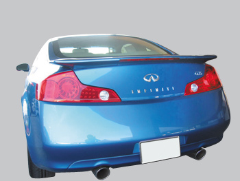 Infiniti G35 2-Door Coupe Custom Style Spoiler 2006-2007
