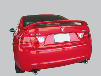 Acura TSX Factory Style Spoiler 2004-2008