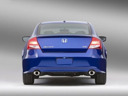 Honda Accord 2-Door Coupe Factory Style Lip Spoiler 2008-2012