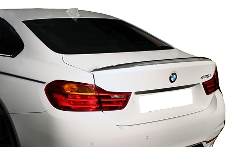 BMW 4 Series 2-Door Coupe Factory Style Flush Mount Spoiler 2014-2018 ( WILL NOT FIT THE CONVERTIBLE)