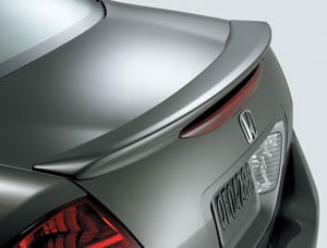 Honda Accord 4-Door Sedan Lip Mount Factory Style Spoiler 2006-2007