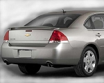 Chevrolet Impala SS Factory Style Spoiler 2006-2013 (will also fit the 2014-2016 limited which is the old body style)