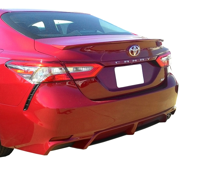 Toyota Camry Factory Style Spoiler 2018-2020